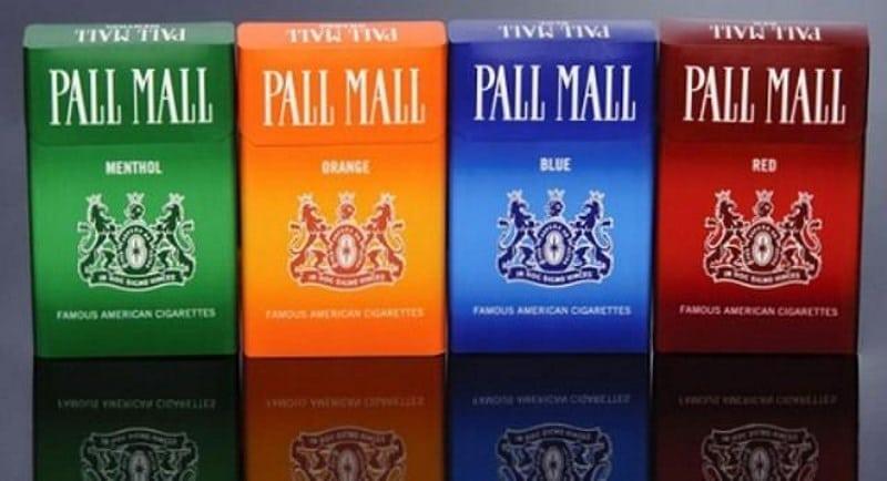 какие сигареты самые дорогие