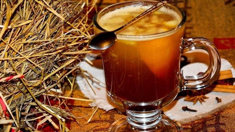 горячее пиво при простуде