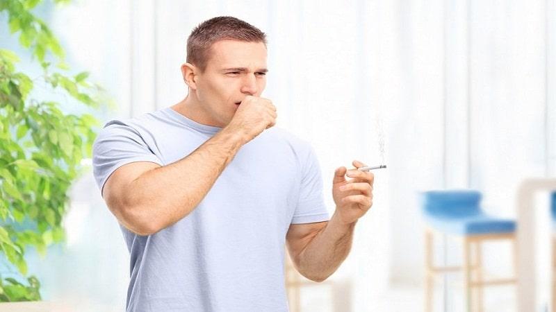 бронхит курильщика симптомы и лечение у взрослых
