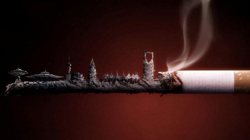 мешает ли курение росту мышц