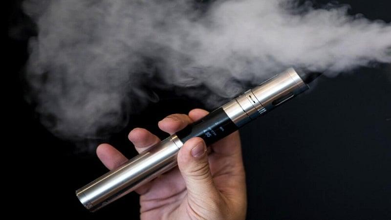 сколько никотина в электронной сигарете