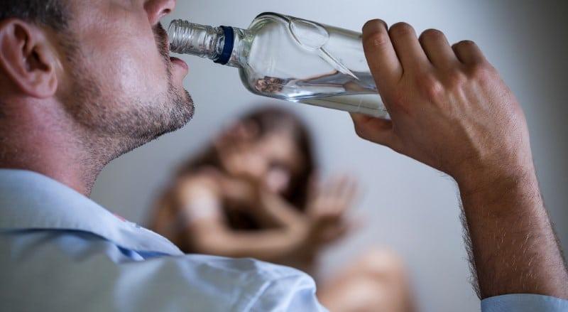 алкогольная деградация личности
