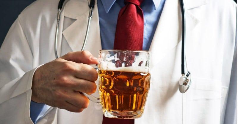 безалкогольное пиво вред и польза