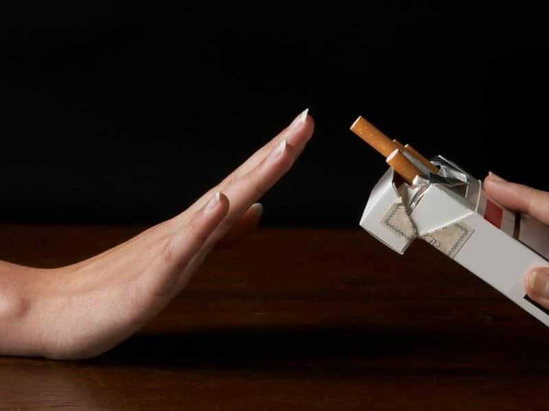 как научиться курить в затяг