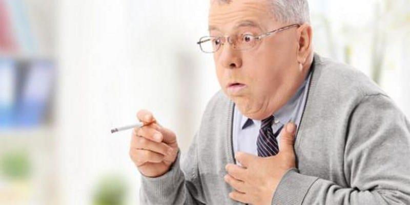 лечение кашля курильщика медикаментами