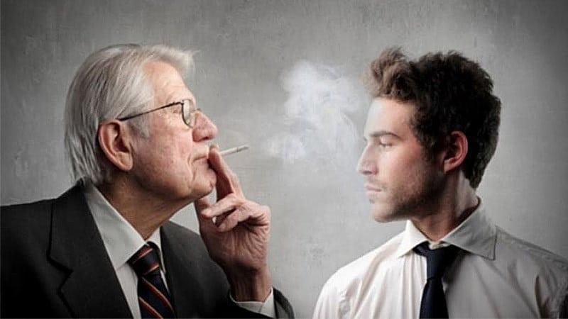 пассивное курение и его влияние на здоровье