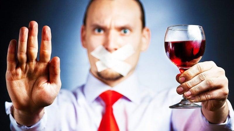 польза алкоголя для организма человека