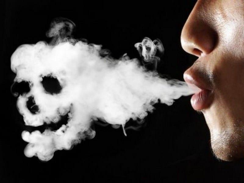 последствия курения сигарет