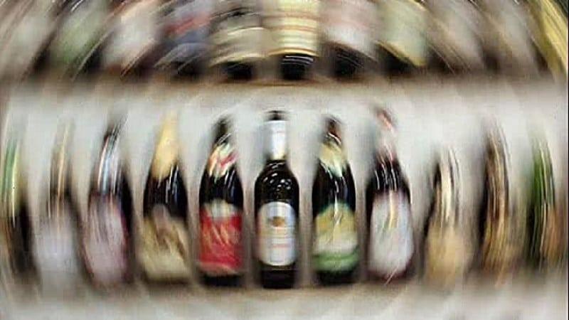 степень опьянения в промилле таблица
