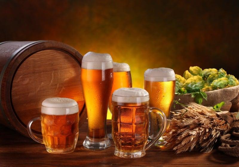 толстеют ли от пива женщины