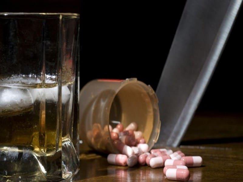 алкоголь и Фенибут совместимость
