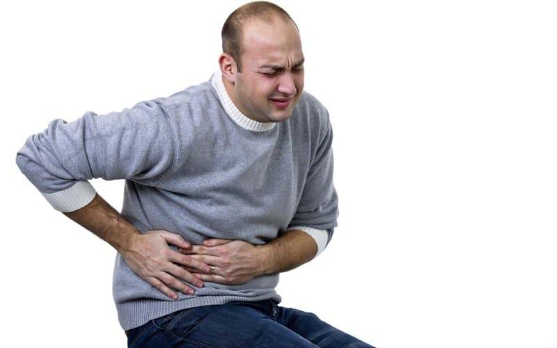Болит левый бок под ребрами после алкоголя