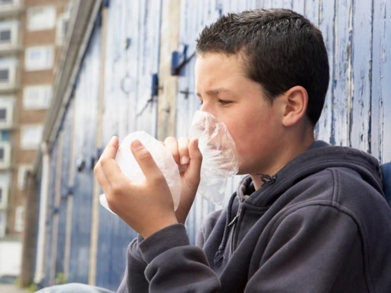 что такое токсикомания