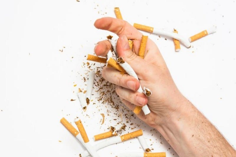 как правильно бросить курить без вреда для здоровья