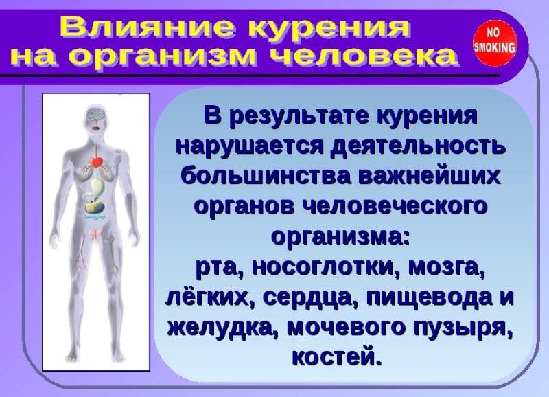 полезные свойства никотина