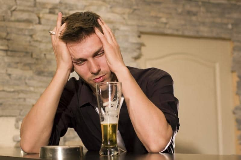 провалы в памяти после алкоголя