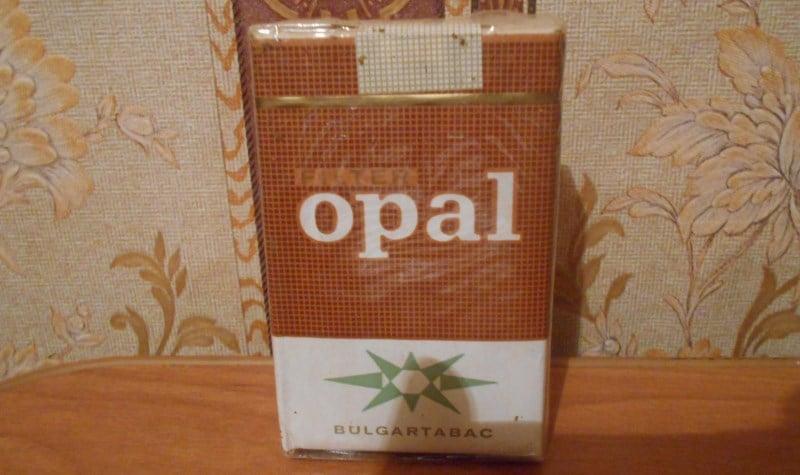 популярность болгарских сигарет