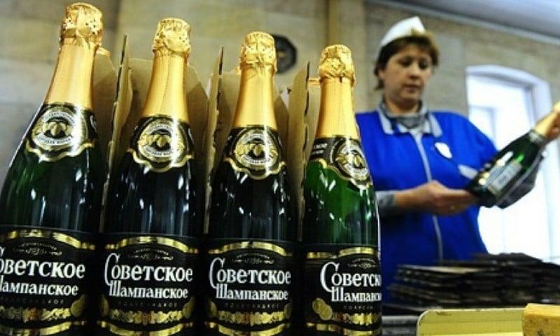 крепость шампанского в градусах