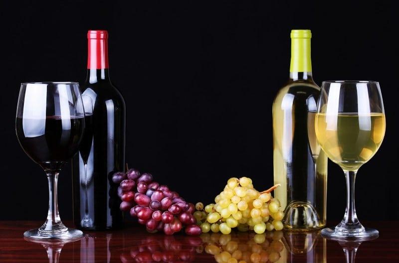 сухое красное вино повышает или понижает давление
