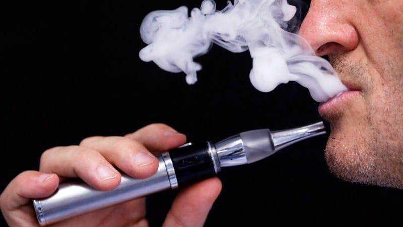 влияние электронной сигареты на организм человека