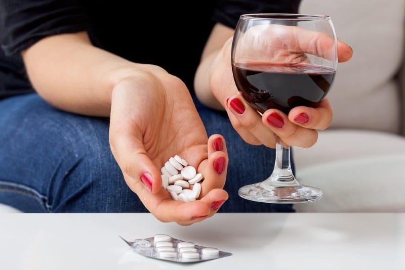 алкоголь и Трихопол совместимость