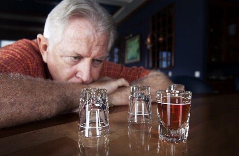 алкогольная депрессия симптомы и лечение