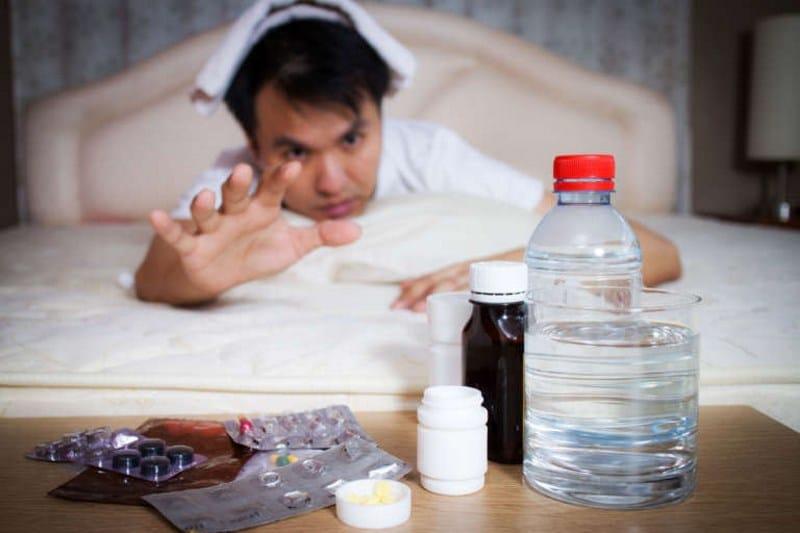 как облегчить похмелье в домашних условиях