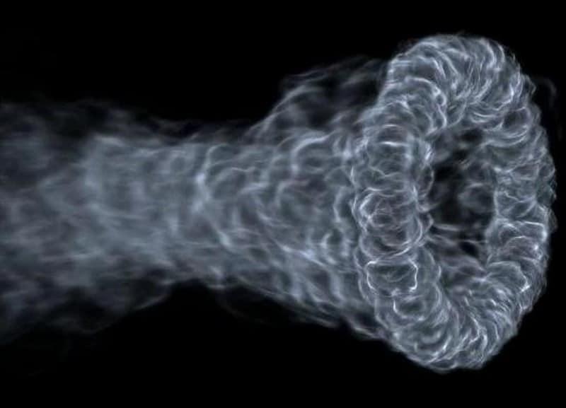 как пускать кольца из пара электронной сигареты