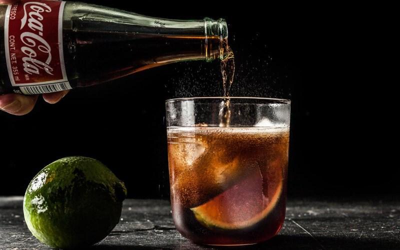 рецепт виски с колой