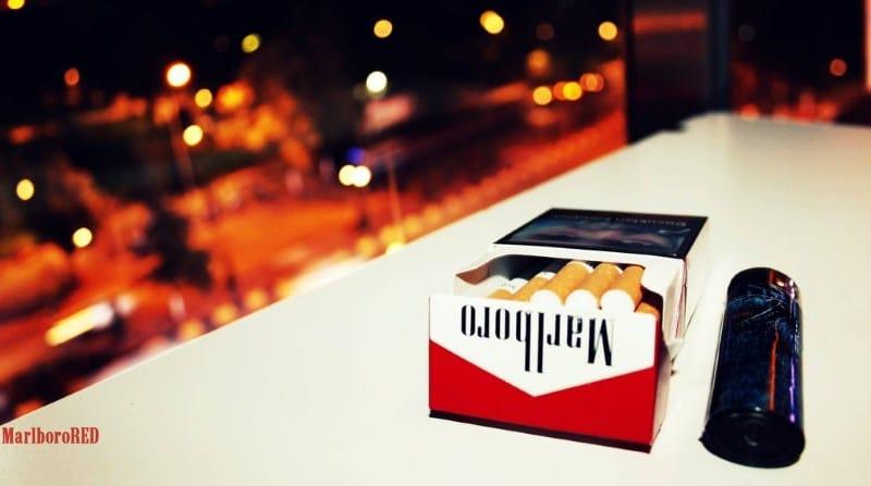 какие сигареты крепче