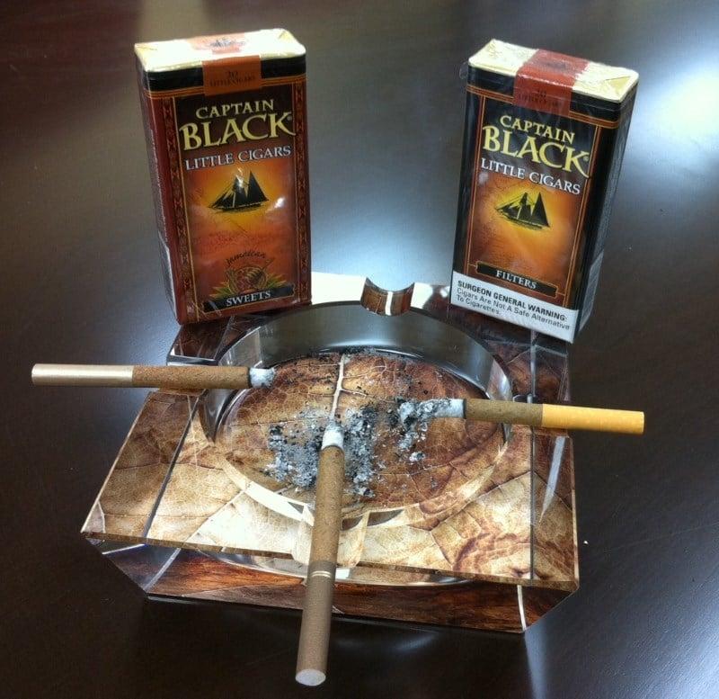 какие сигареты самые крепкие