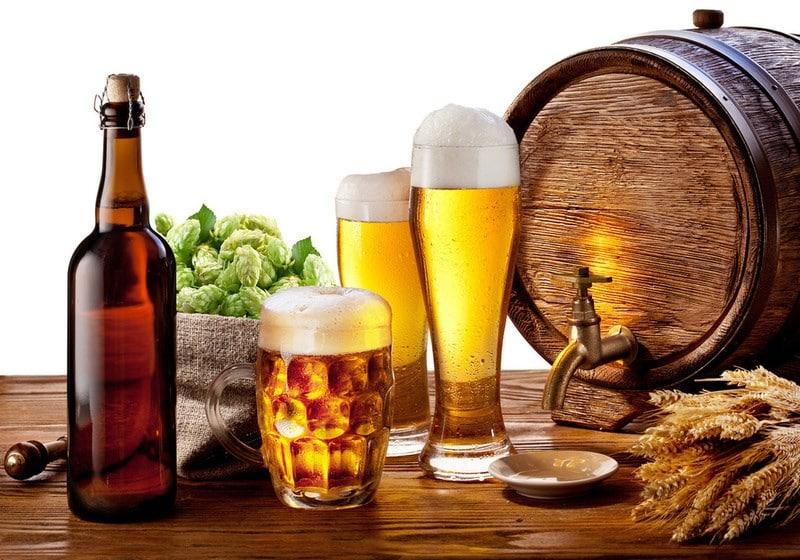 сколько пиво держится в крови