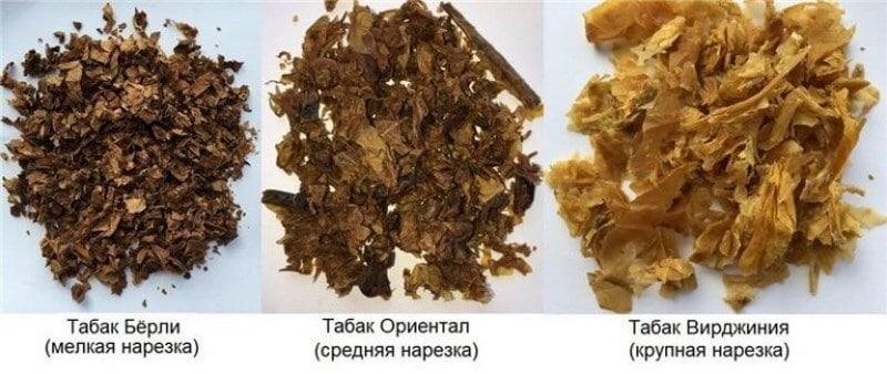 из чего состоит табак для кальяна