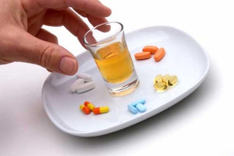 Алкоголь и Сумамед: совместимость