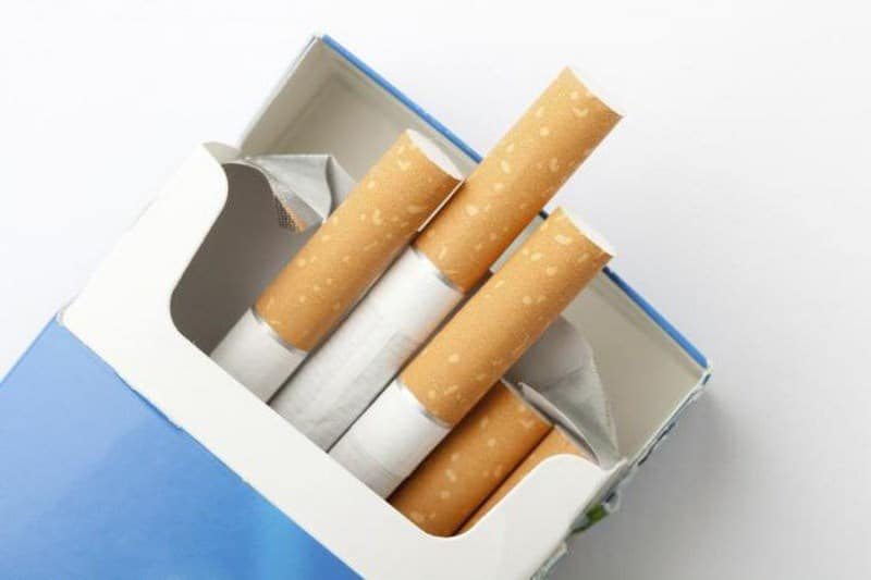 какой срок годности у сигарет