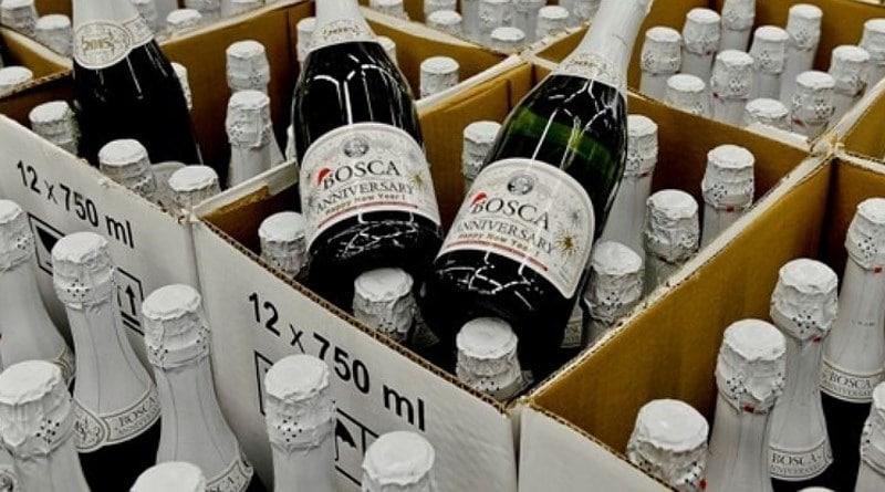 сколько нужно шампанского