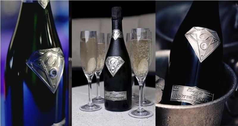 сколько бутылок шампанского в коробе
