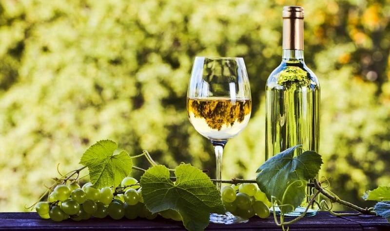 сухое белое вино польза и вред