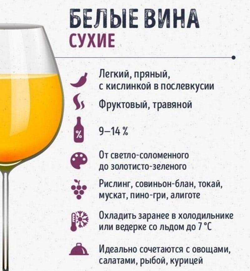польза и вред белого вина для мужчин