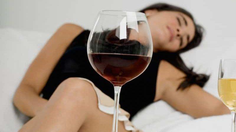 свечи Тержинан и алкоголь совместимость