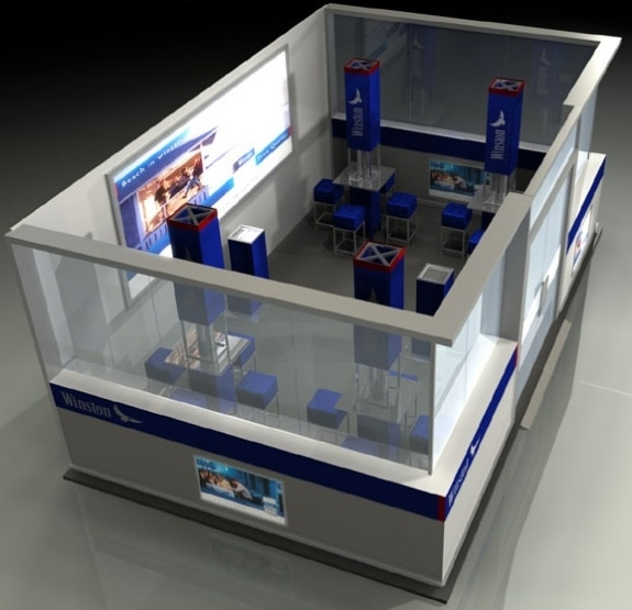 оборудование мест для курения на предприятии