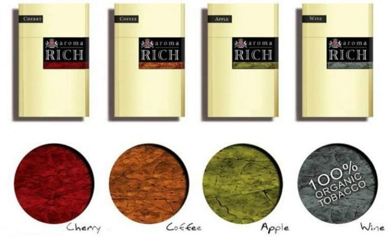 Aroma rich cherry rum