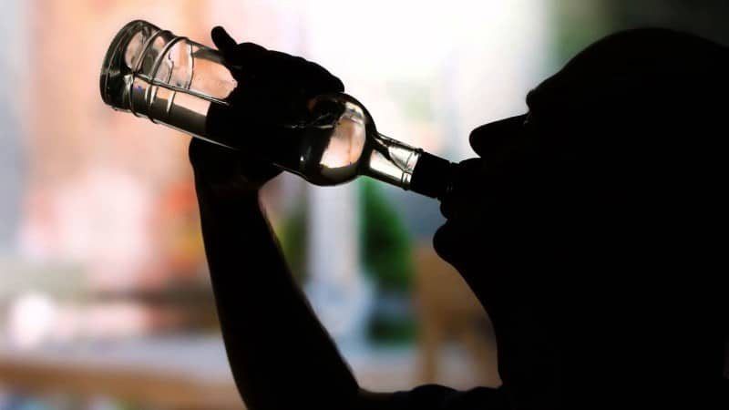 симптомы хронического алкоголизма