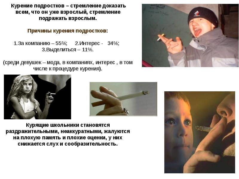 статистика смертей от курения