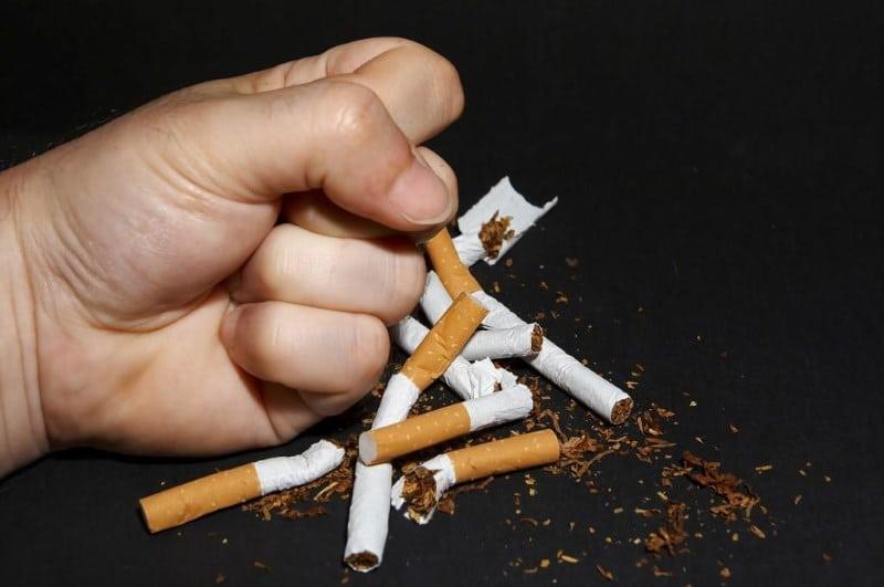 что помогает бросить курить раз и навсегда
