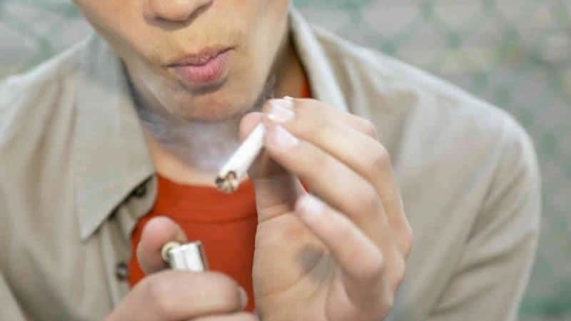признаки наркомана употребляющего травку фото