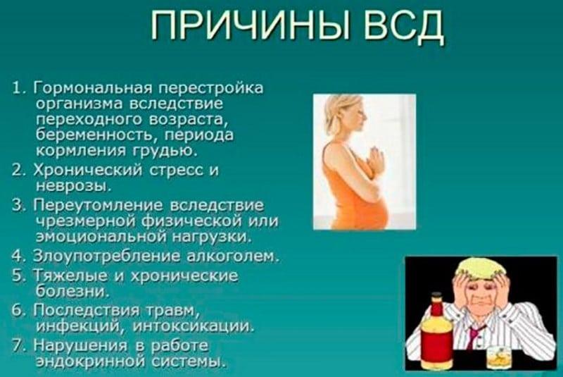 алкоголь и вегето-сосудистая дистония