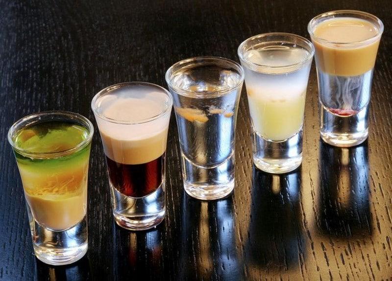 сравнение водки и виски