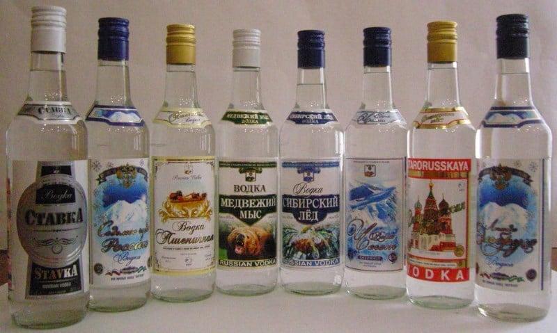 спирт для водки