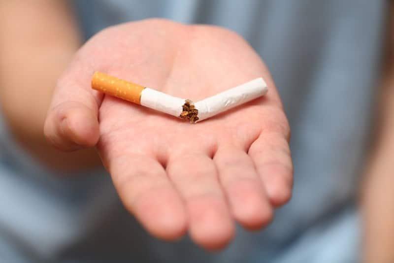 одна сигарета в день это вредно